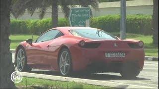 Les fous du volant à Dubai - 66 Minutes 05 janvier 2014