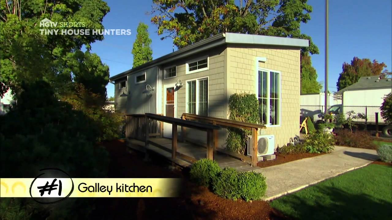 Tiny Livin on an Orchard Tiny House Hunters HGTV Asia YouTube