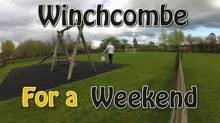 A weekend at Camping and Caravanning Club site - Winchcombe