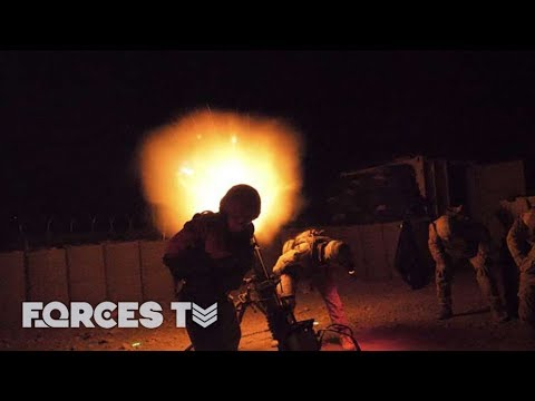 On Ops With US Marines Fighting The Taliban In Afghanistan | Forces TV