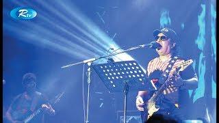 Legend Ayub Bachchu Live  | LRB Band | Rtv Music Special