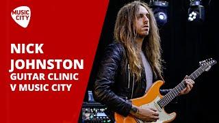 Nick Johnston a jeho kytarová magie