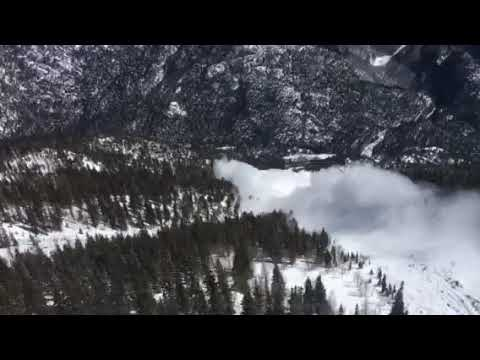 DSNGRR Avalanche Mitigation March 2019