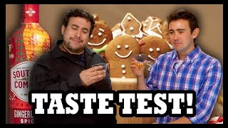 Why Would You Drink… Gingerbread Spice Christmas Whiskey? - Food Feeder
