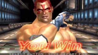Virtua Fighter 4 (PlayStation 2) Arcade as Wolf