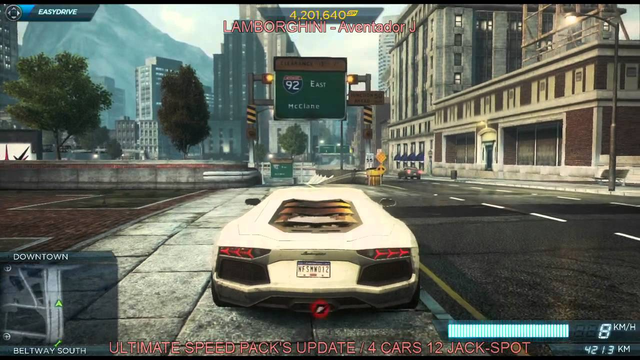 Nfs Most Wanted 2012 Jack Spot Locations Ultimate Speed Pack