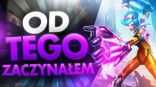 OD TEGO ZACZYNAŁEM NA YT  League of Legends Polska 2020