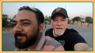 Good Morning Ahmedabad!  Yoga In The Park  Cricket With The Boys  Desi Breakfast Authentic India