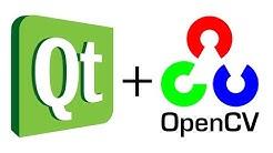 Qt Application using OpenCV Mac OSX