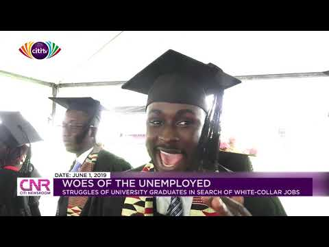 The struggles of university graduates who struggle for years to get a white collar job | Citi Tube