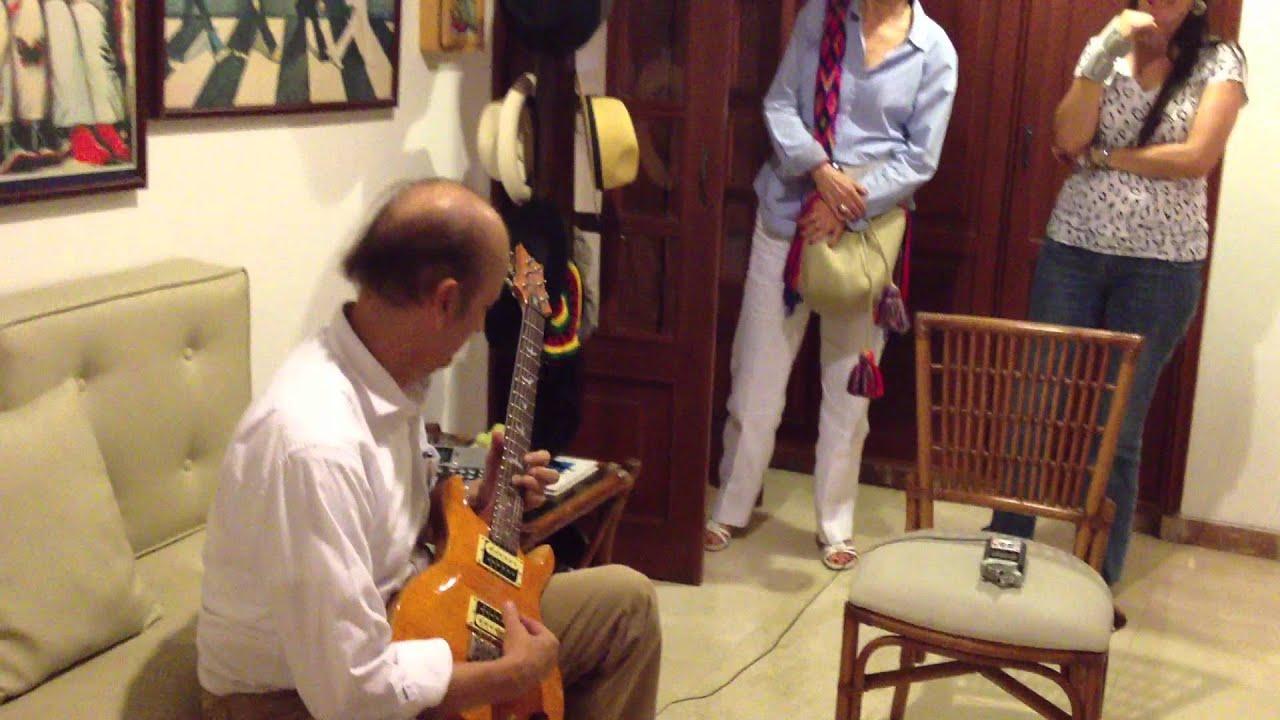 Ensayo Karta Magna Blues Band Con Futuro Integrante Youtube