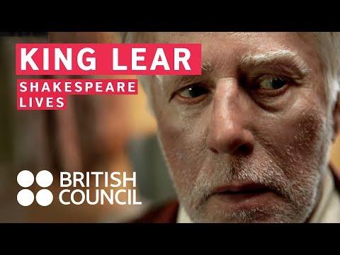 King Lear Act 2 Scene 4, starring Phil Davis