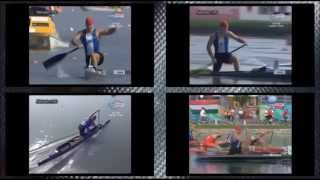Technique Canoe Maxim Opalev (RUS) HD