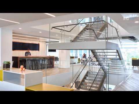 Inside British Land's shiny new headquarters