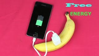 How To Charge Phone With Banana thumbnail