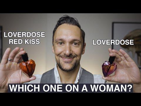 Diesel Loverdose vs Diesel Loverdose Red Kiss Perfume - Which Do I PREFER ON A WOMAN?