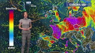 Speciál o počasí: Bouře Carmen v Česku