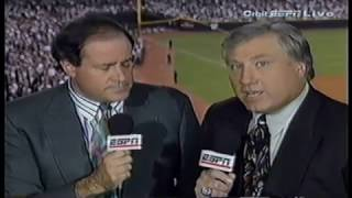 1999 NLDS game 2 New York Mets at Arizona Diamondbacks  PART 1