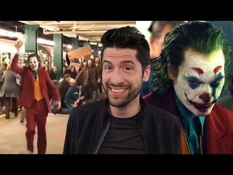 Joaquin Phoenix Joker - Subway Footage & New Pics (My Thoughts)