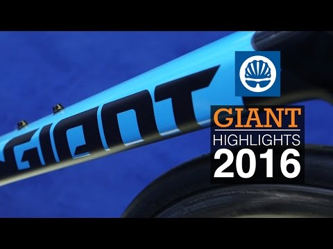Giant Bicycles - 2016 TCR Advanced & Surge Shoe
