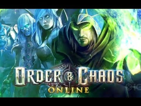 Order & Chaos Online: IPhone MMO Trailer