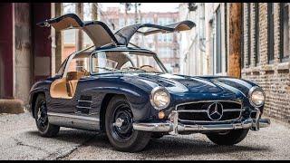 Stari Mercedes prodan za 1,5mil€😲 - Retro Classics Stuttgart
