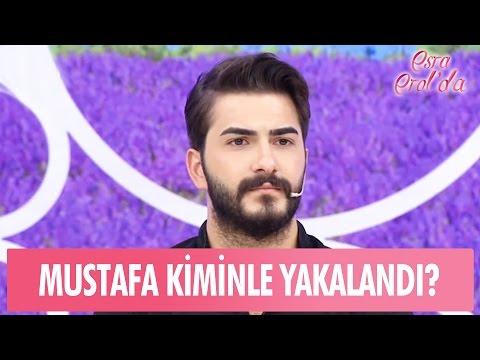 Mustafa kiminle yakalandı? - Esra Erol'da 2 Mayıs 2017 - 392. Bölüm - atv