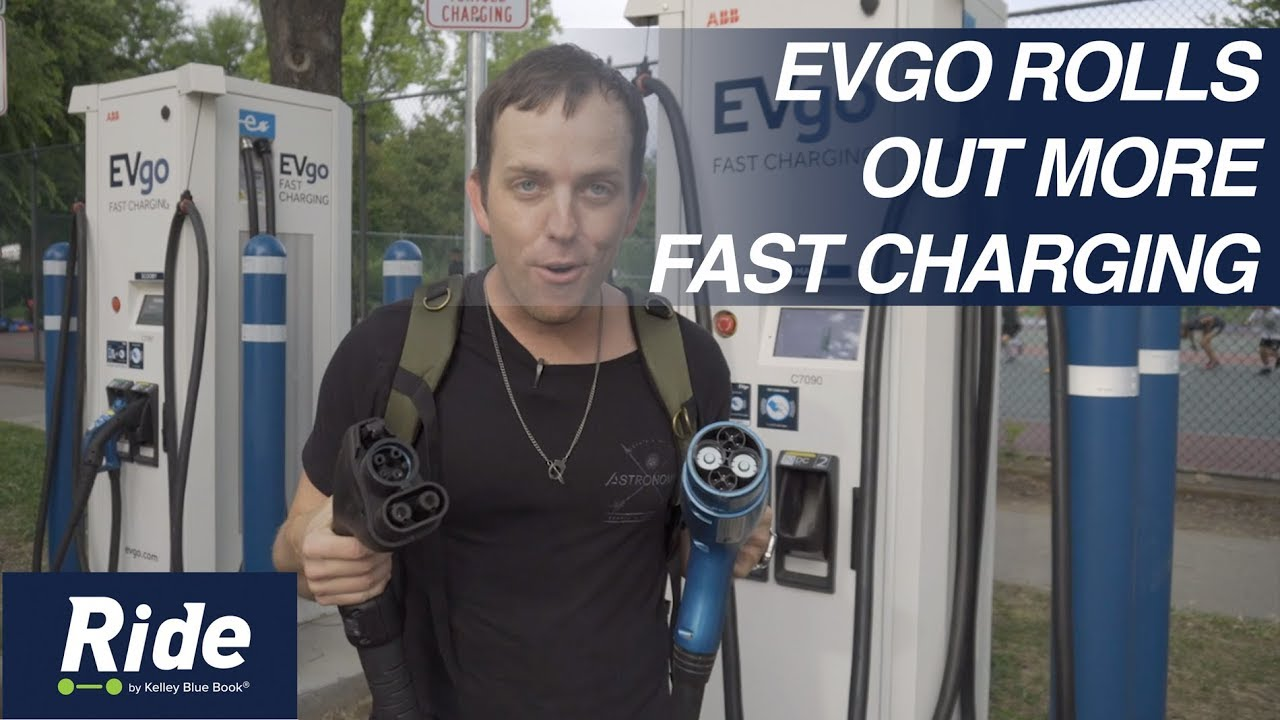 Fast Chargers | We check out the latest EVgo station