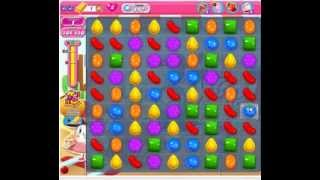 How to beat Candy Crush Saga Level 447 - 3 Stars - No Boosters - 206,080pts
