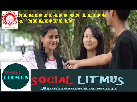 "NERISTian on Being ""NERISTian""-Social Litmus"