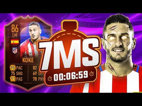 🎃👻 SBC KOKE 7 MINUTE SQUAD BUILDER VS REEV - FIFA 19 ULTIMATE TEAM