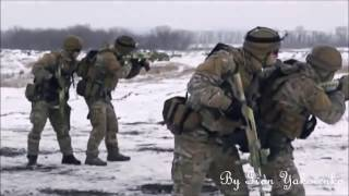 Україна понад усе  КЛІП ПРО АТО