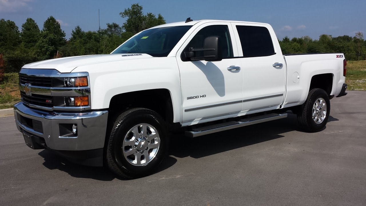 2016 chevy silverado duramax hd 2017 2018 best cars reviews. Black Bedroom Furniture Sets. Home Design Ideas