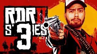 Red Dead Redemption 2 - ATTACCO AL TRENO E RITORNO A CASA - RDR2 STORIES EP.3