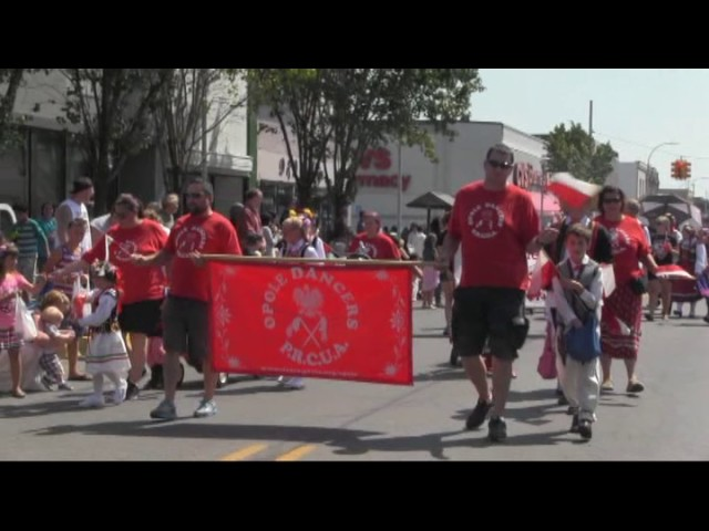 Hamtramck Labor Day Parade 2016