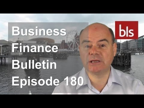 Business Loan APRs, Businesses in Financial Distress, & Peer to Peer Lending Figures - BFB Epsd 180