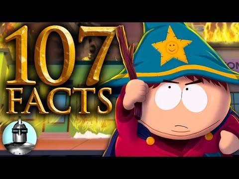 South Park: The Stick of Truth (23/6/17) - #1 - The New Kid