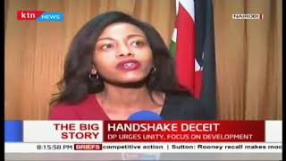 The big story : ODM MPs admit to missing DP Ruto\'s tour on purpose