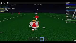 Roblox (MPS) Manchester United vs FC Barcelona