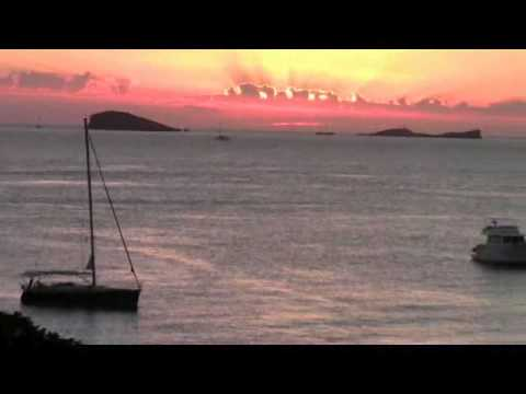 Wicked Sunset and Hope - Ibiza -