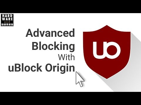 The Essential Guide to Advanced Blocking with uBlock Origin