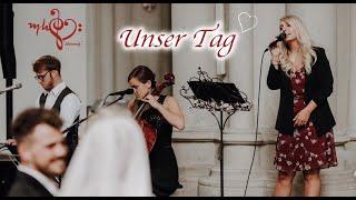 """Hochzeitslied Unser Tag - Helene Fischer [Cover] Hochzeitssängerin Michelle Hanke """"stimmig"""""""