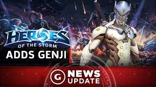 Overwatch's Genji Comes To Heroes Of The Storm - GS News Update