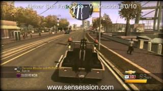 Driver San Franciso analisis review