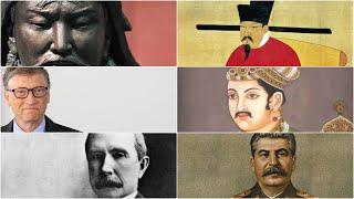 10 شخصيات هم الأغنى على الاطلاق وعلى مر التاريخ .... تعرف عليهم !