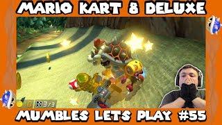 Epic Finish! Online 200cc - Mario Kart 8 Deluxe - Mumbles Let