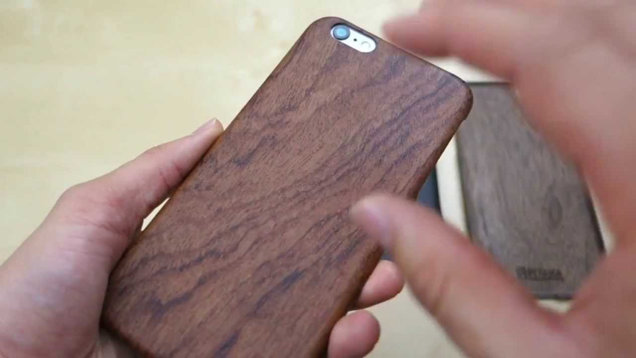 pretty nice 169d5 cdcad Pitaka Premium Slim Rosewood Walnut Carbon Fiber Case REVIEW