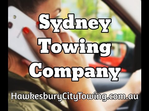 Sydney Towing Company | Phone 0245877244 Now