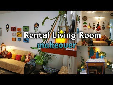Smart & Clever !! Living Room Makeover within Budget|| Living Room Tour || Diy Decor Ideas