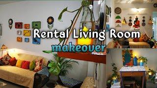 Smart & Clever !! Living Room Makeover Within Budget   Living Room Tour    Diy Decor Ideas